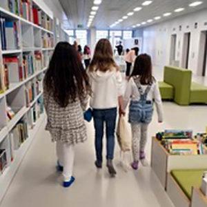 Besuch Stadtbücheri 4