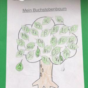 Buchstabenbaum 1